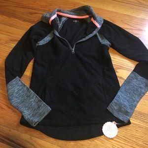 SO fleece jacket XS NWT